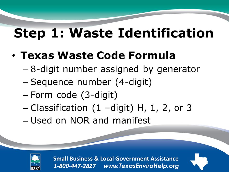 RCRA Record Keeping and Reporting For Small Quantity Generators