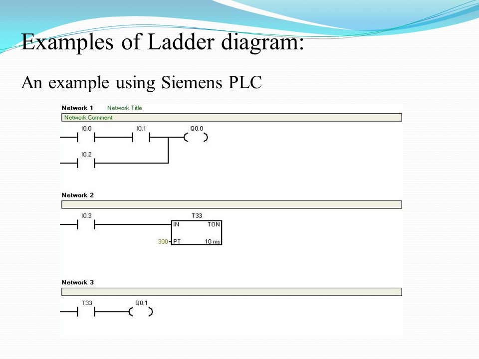 Eastern mediterranean university faculty of engineering department examples of ladder diagram ccuart Choice Image