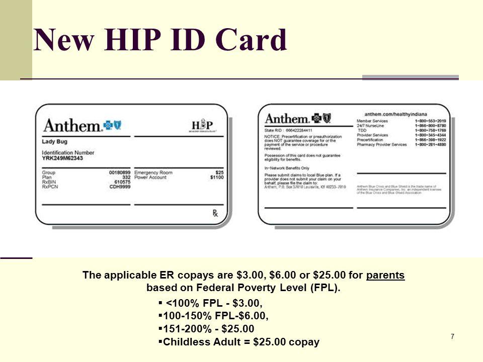 Anthem Healthy Indiana Plan (HIP) - ppt video online download