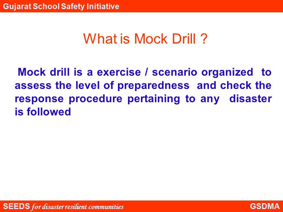 Enhancing emergency response through mock drill/ Simulation