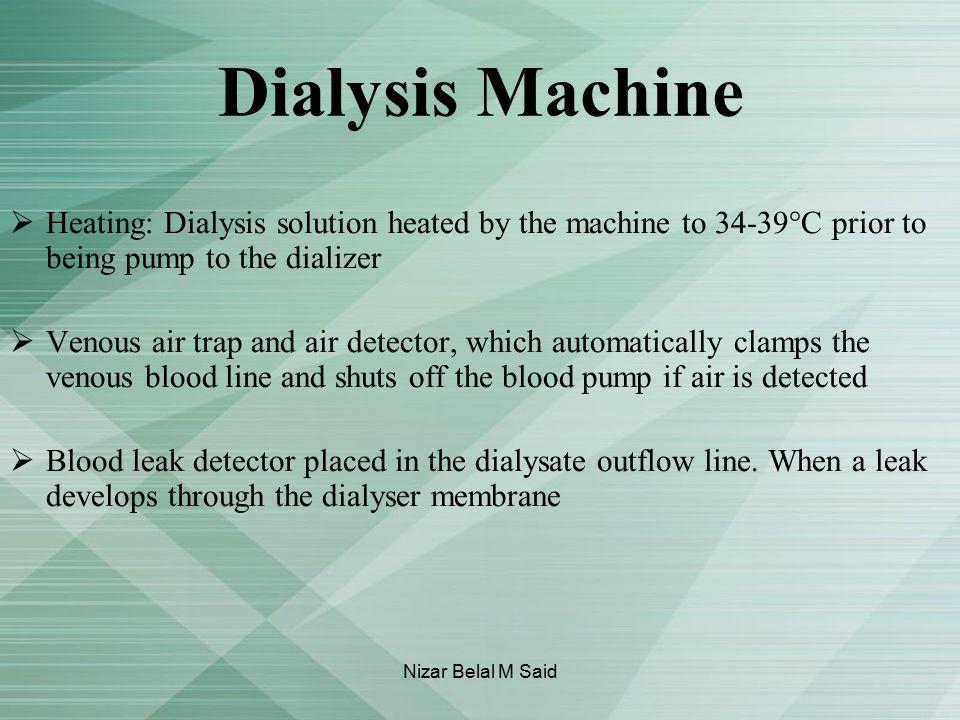 HEMODIALYSIS DIALYZER - ppt video online download