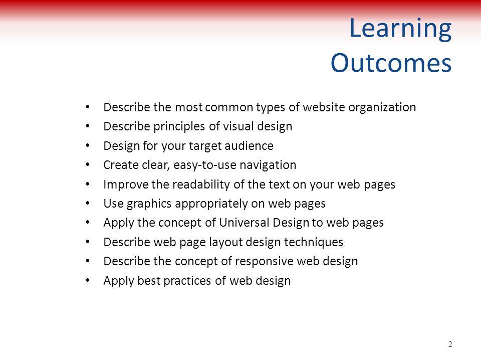 Chapter 3 Web Design Basics Key Concepts Ppt Video Online Download