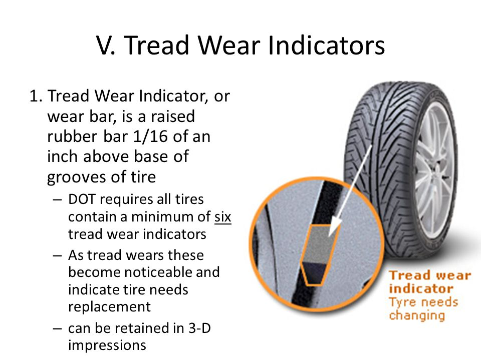 Forensic Tire Impression and Tire Track Evidence - ppt ...