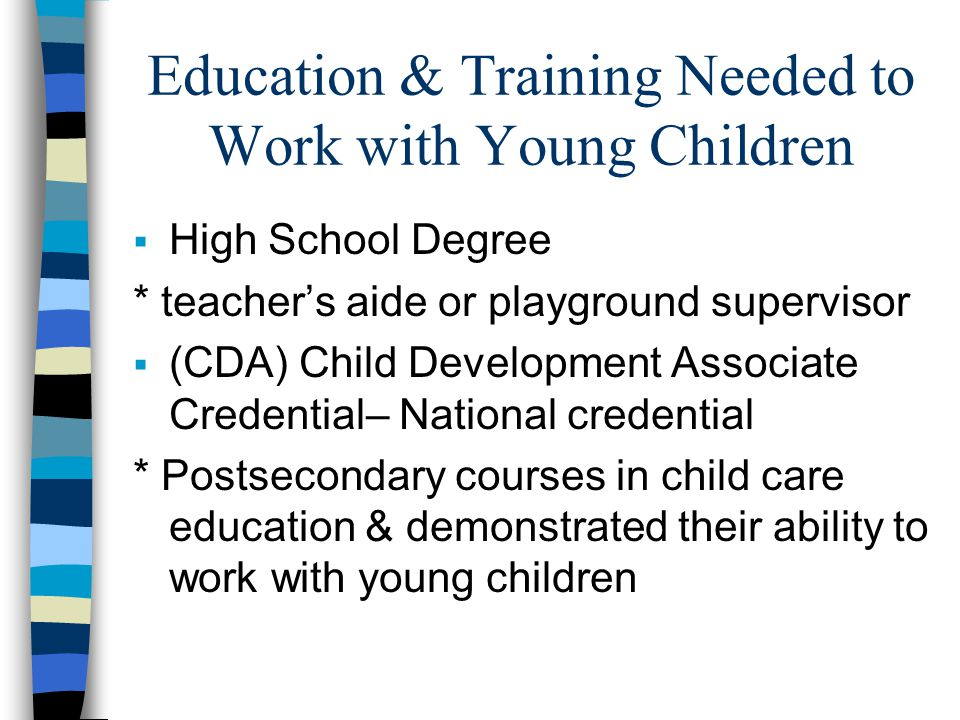 Competencies Of Early Childhood Workers Ppt Video Online Download