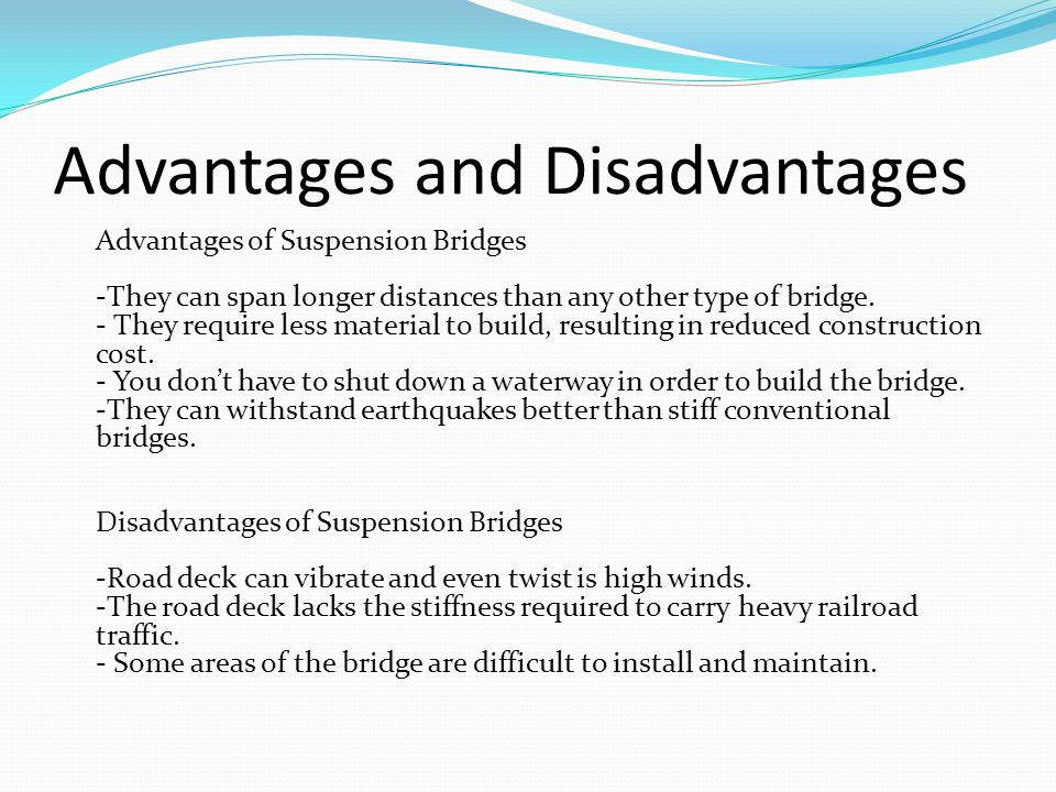 Suspension Bridge Design - ppt video online download