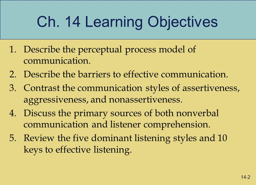 five barriers to effective communication