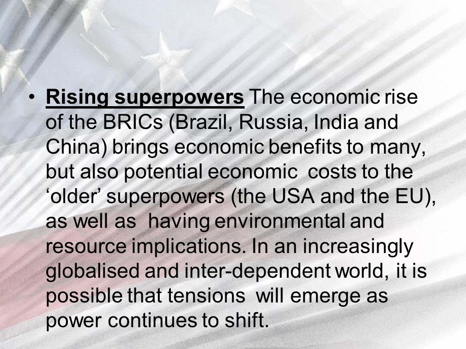 Geographical Superpowers - ppt video online download