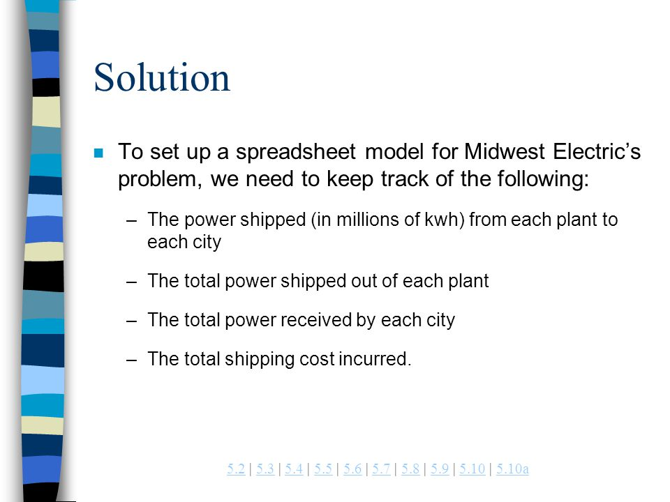 Transportation Models - ppt download
