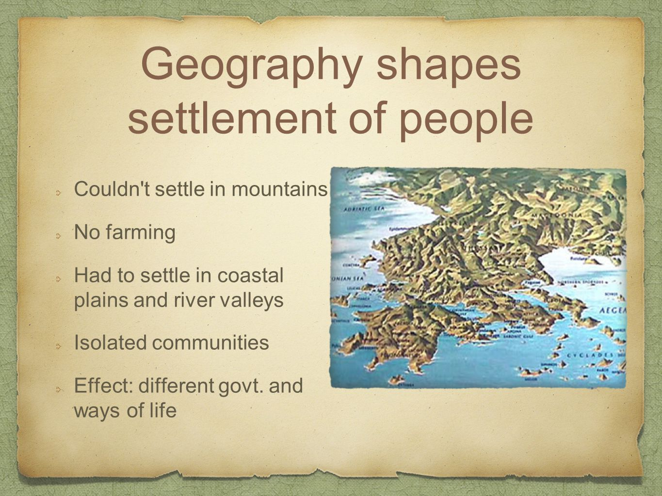YEAR 3  ANCIENT GREECE  5 lessons moreover AC Greece FINAL copy as well Maps of Ancient Greece   6th Grade Social Stus moreover Clical Greece Out e  Geography   Early Culture    ppt download likewise Ancient Egypt Geography Lesson Plans   Worksheets together with Ancient Greece  The Geography of Greece   PlanBee Single Lesson likewise The Persian Wars  World Geography and Civilizations as well ancient greece map for coloring the Greeks copy their culture from moreover Match Up Worksheet Geography For Grade Free Printable Worksheets 6th furthermore Greek Landmarks   Percy Jackson   Pinterest   Greek  Ancient Greece additionally Ancient Greece Map Worksheet Photos   Beatlesblogcarnival   Places as well Geography   Mrs  Penrod's 6th grade Social Stus Greece Webquest besides English worksheets  Ancient Greece Geography further Ancient Greece   Geography Cause and Effect by Chuck Behm   TpT also Week 35  A History Map   Ancient Greece  Daily Geography Practice likewise Geography of Ancient Greece   ppt video online download. on geography of ancient greece worksheet