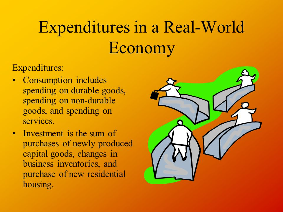 Expenditures in a Real-World Economy