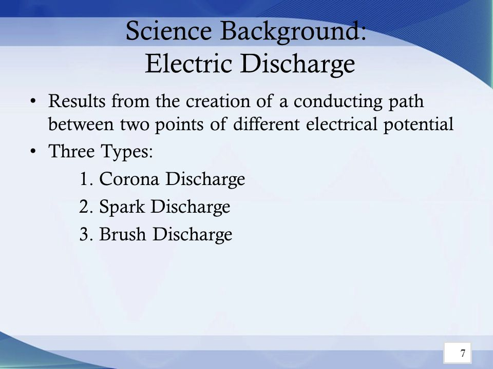 Corona Threshold Voltage - ppt video online download