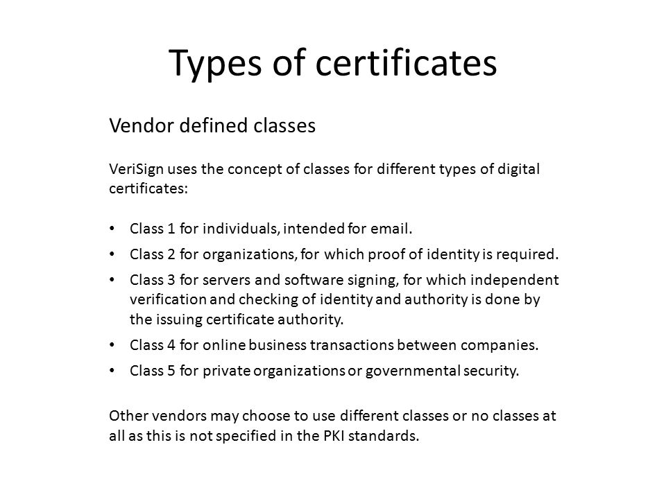 Digital Certificates Principles Of Operation Ppt Video Online Download
