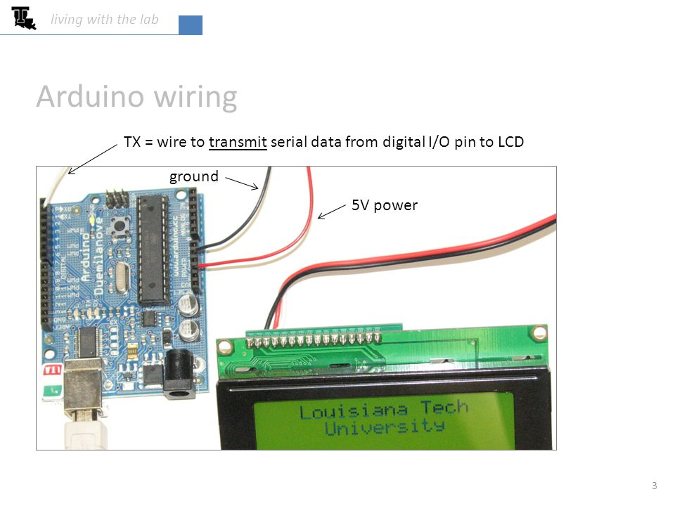 Parallax 4x20 LCD (part number 27979) with Arduino