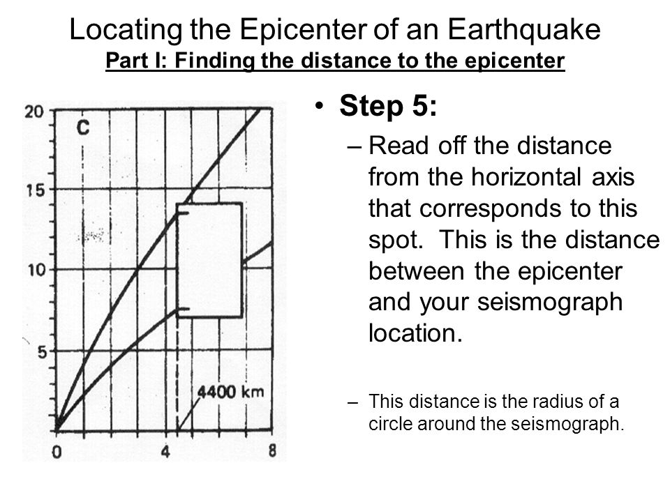 Instructions For Locating An Earthquake Epicenter Ppt Video Online. Worksheet. Seismogram Worksheet At Clickcart.co