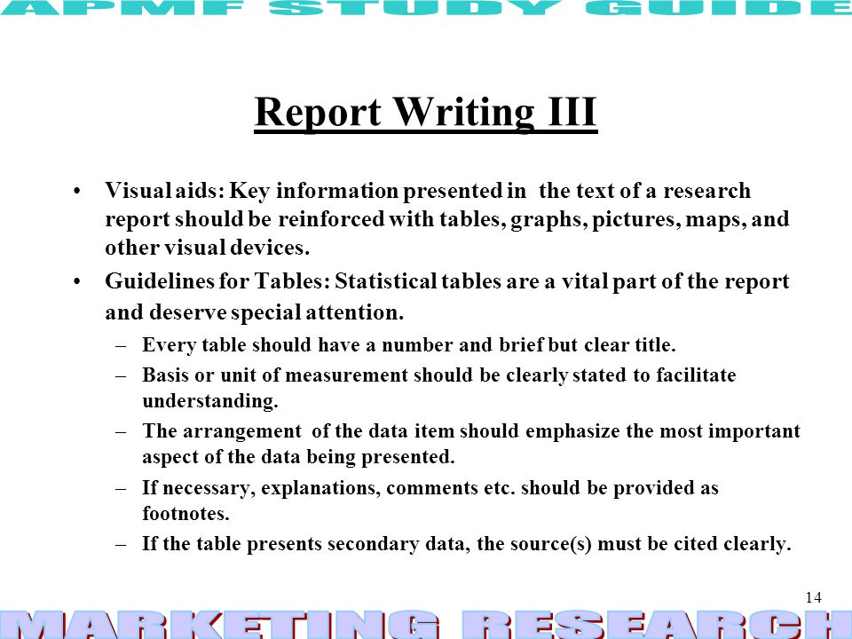 research report preparation and presentation ppt download rh slideplayer com guidelines for report writing in research guidelines for technical report writing
