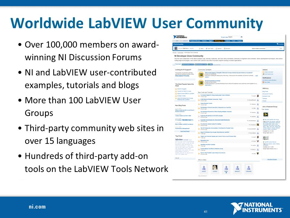 What You'll Do Today Learn LabVIEW fundamentals - ppt video online