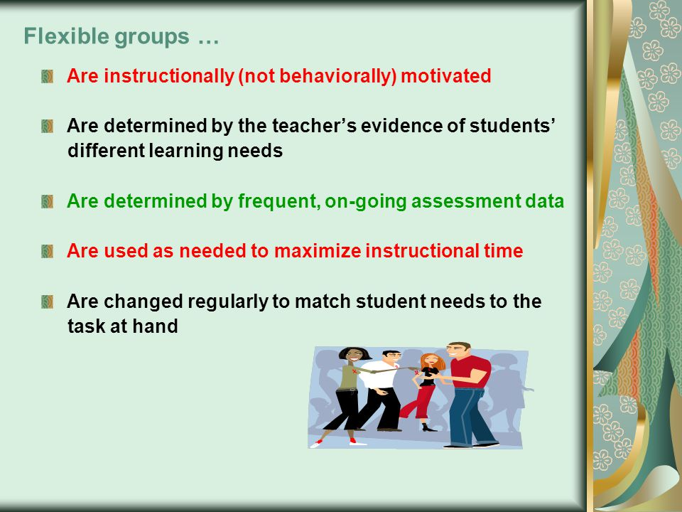What Is Flexible Grouping Ppt Video Online Download