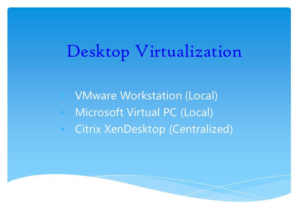 Virtualization ppt video online download