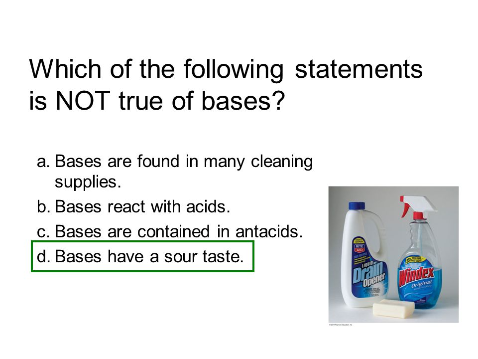 which of the following is not true of surveys chapter ten chapter 10 lecture acids and bases ppt download 8872