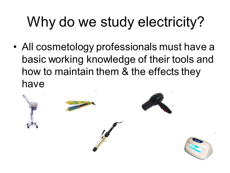 Electricity & Light Therapy - ppt video online download