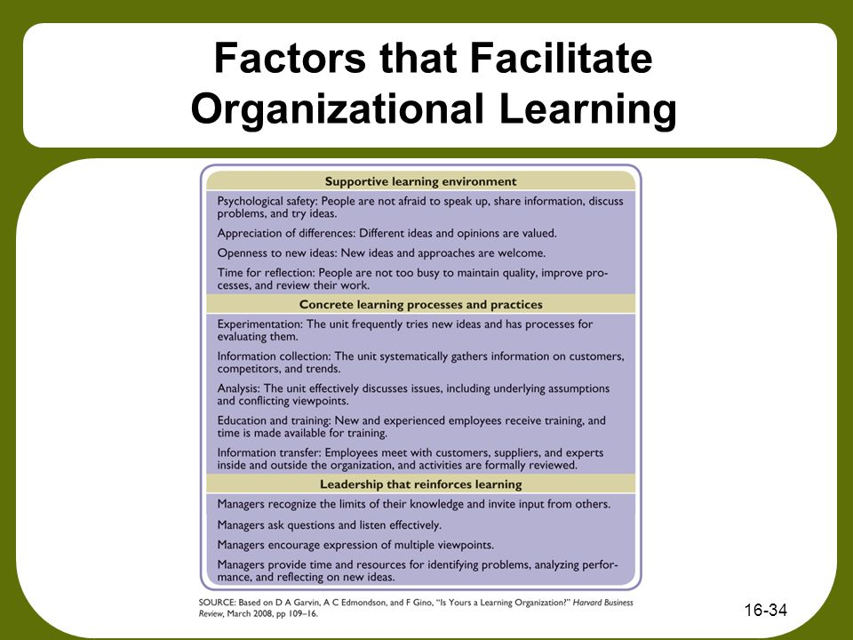 what is a learning organization is this approach to strategic management better than the more tradit How vision and innovative approach of a leader is related to successful organizational change while talking about vision and innovative approach and referring these terms to leadership, this thesis do not deny the implication of other competencies of a leader.