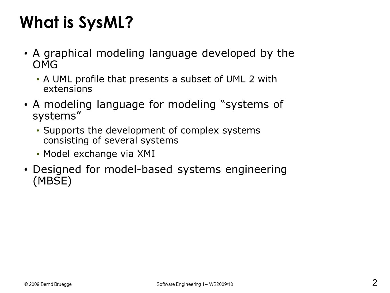 SysML: A Modeling Language for...