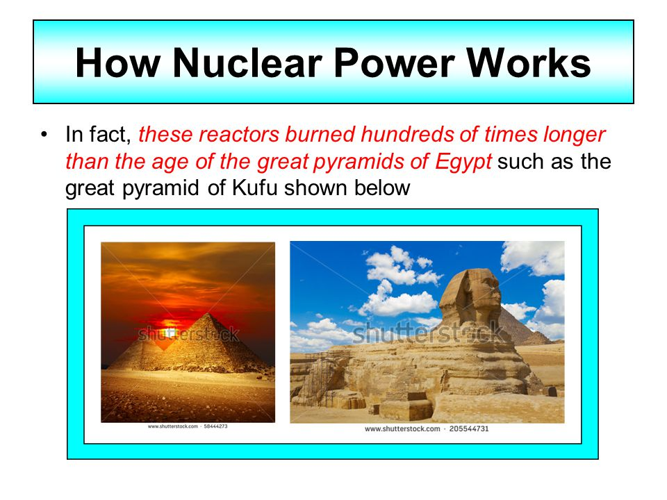How Nuclear Power Works - ppt video online download
