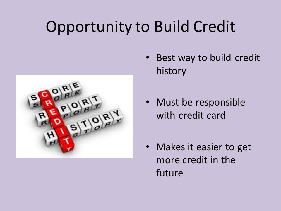Best Cards To Build Bad Credit