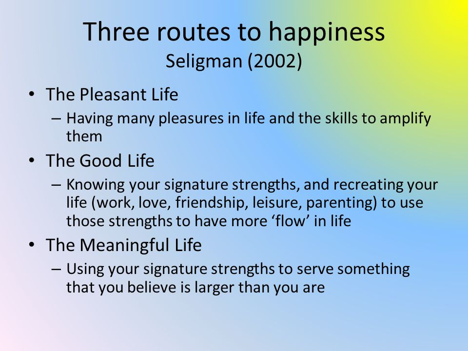 Authentic Happiness Martin Seligman Pdf