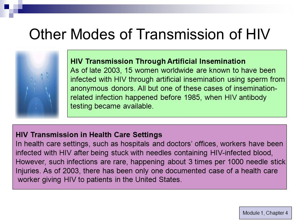 5 types of mode of transmission-6493