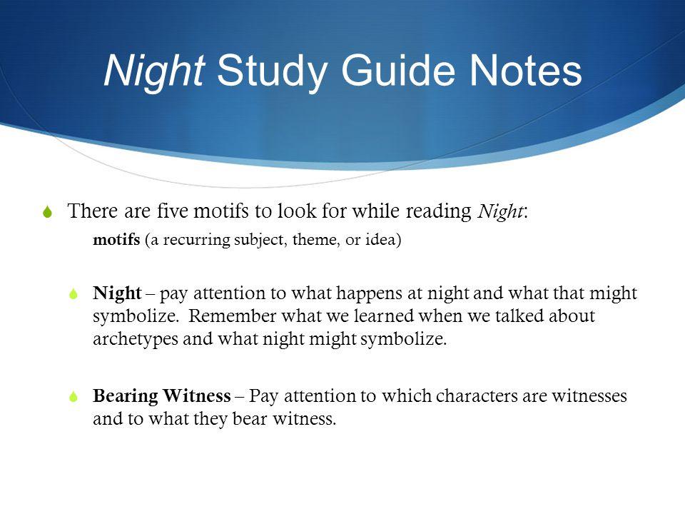 Printable Worksheets night elie wiesel worksheets : Night Elie Wiesel Study Guide Notes. - ppt video online download