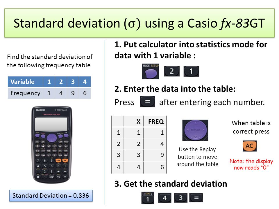 Ppt calculators: how to use yours! Powerpoint presentation id.