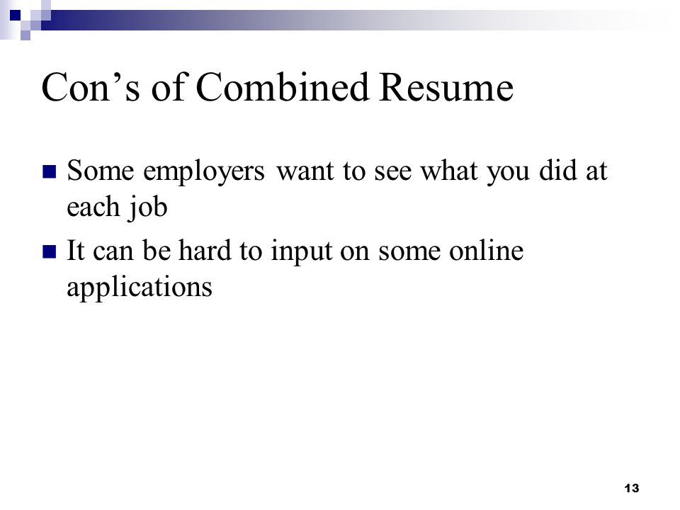 What Employers Want To See On A Resume. 4 things employers want to ...
