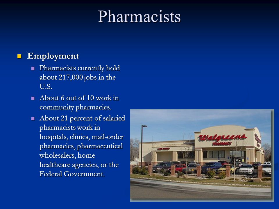 pharmacist work from home jobs veterinarians significant points ppt video online download 5300