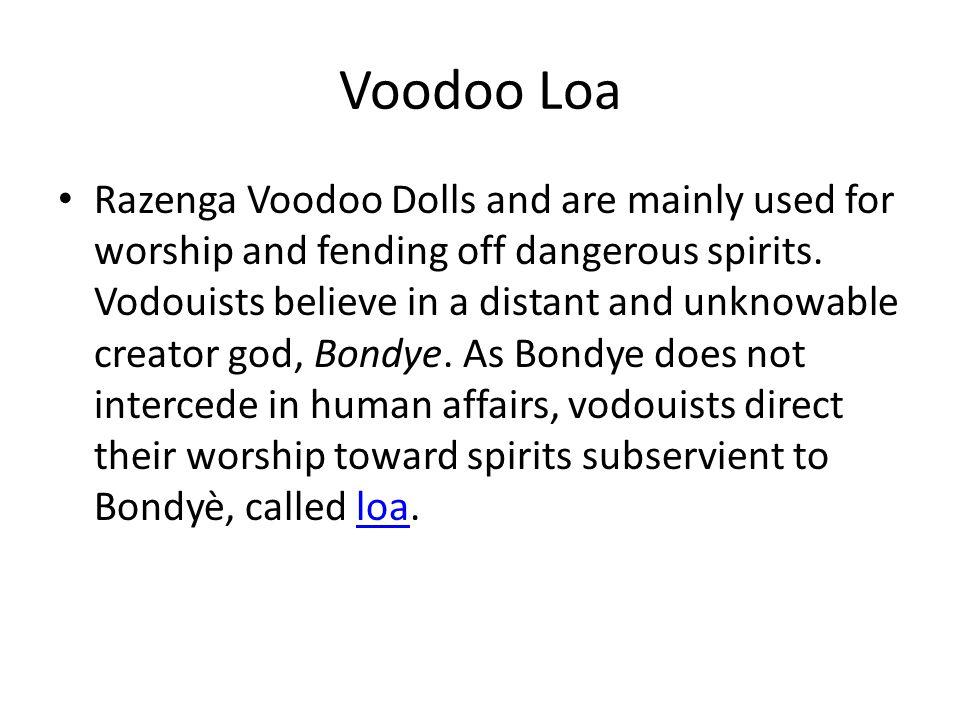 Santeria Y Voodoo Catholic Elements Of Ppt Video Online Download