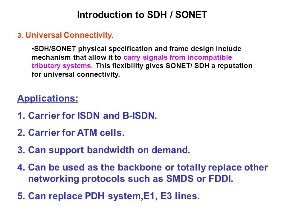 sdh and pdh transmission pdf