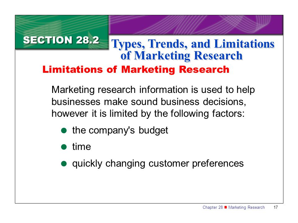types of business research pdf