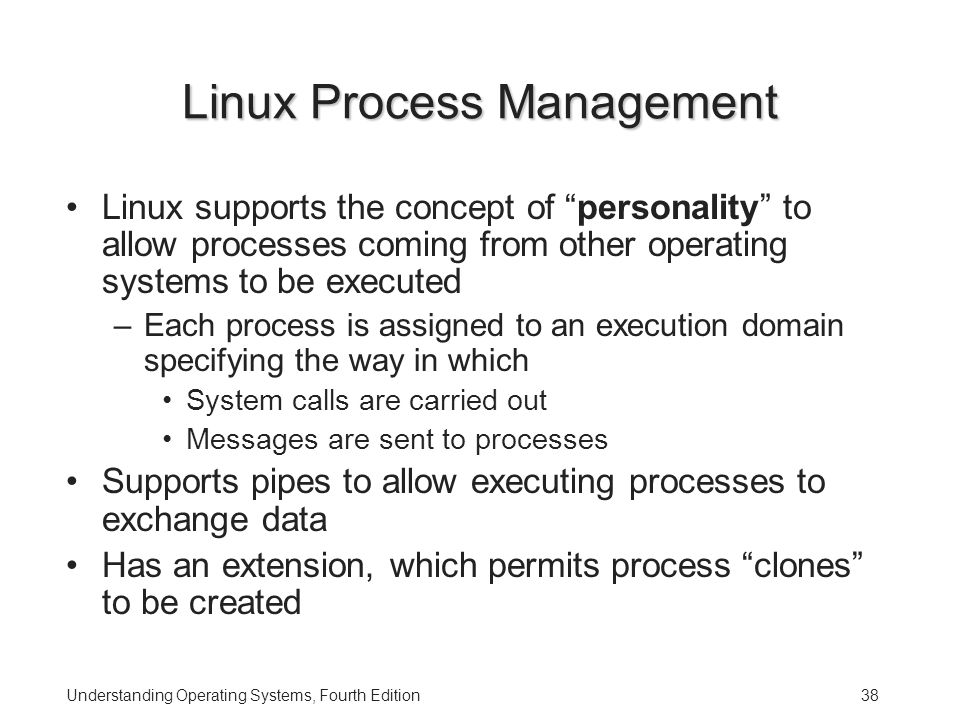 Chapter 15 Unix And Linux Operating Systems Ppt Download