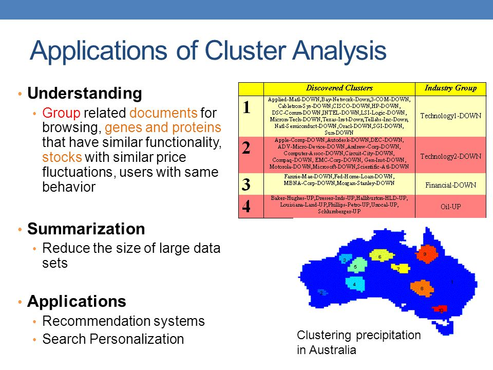 DATA MINING LECTURE 8 Clustering The k-means algorithm - ppt