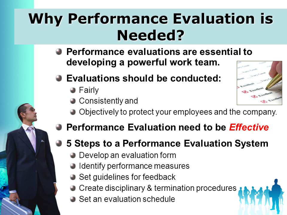 Effective Employee Evaluation Steps | Performance Evaluation Ppt Video Online Download