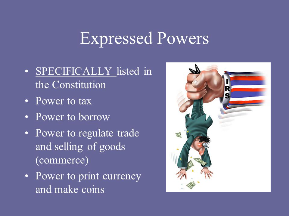 Powers Of Congress Article I Ppt Video Online Download