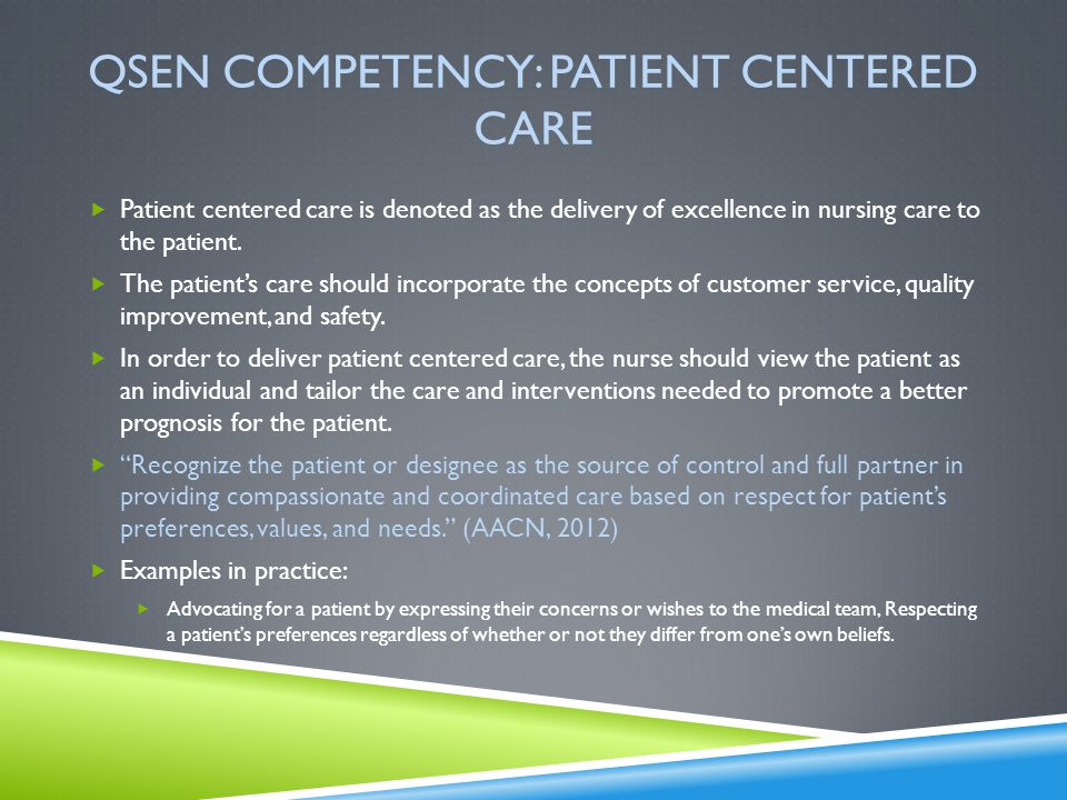 The Values and Value of Patient-Centered Care
