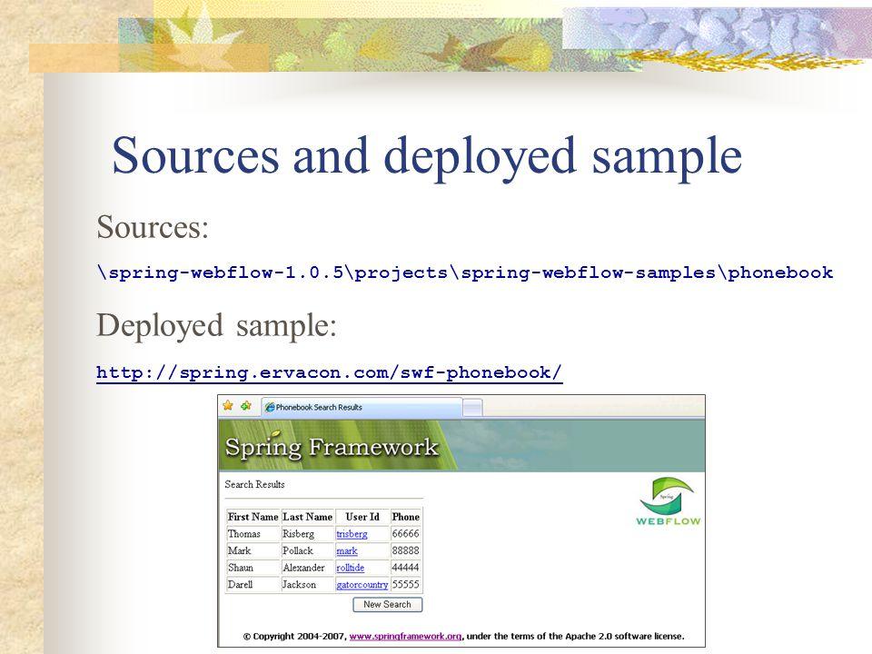 Spring Web Flow  - ppt download