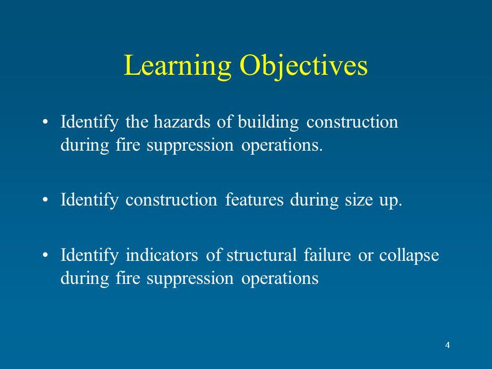 Firefighter Building Construction Quiz