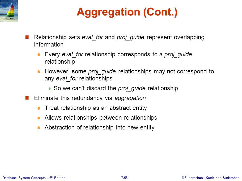 Chapter 7: Entity-Relationship Model - ppt video online download