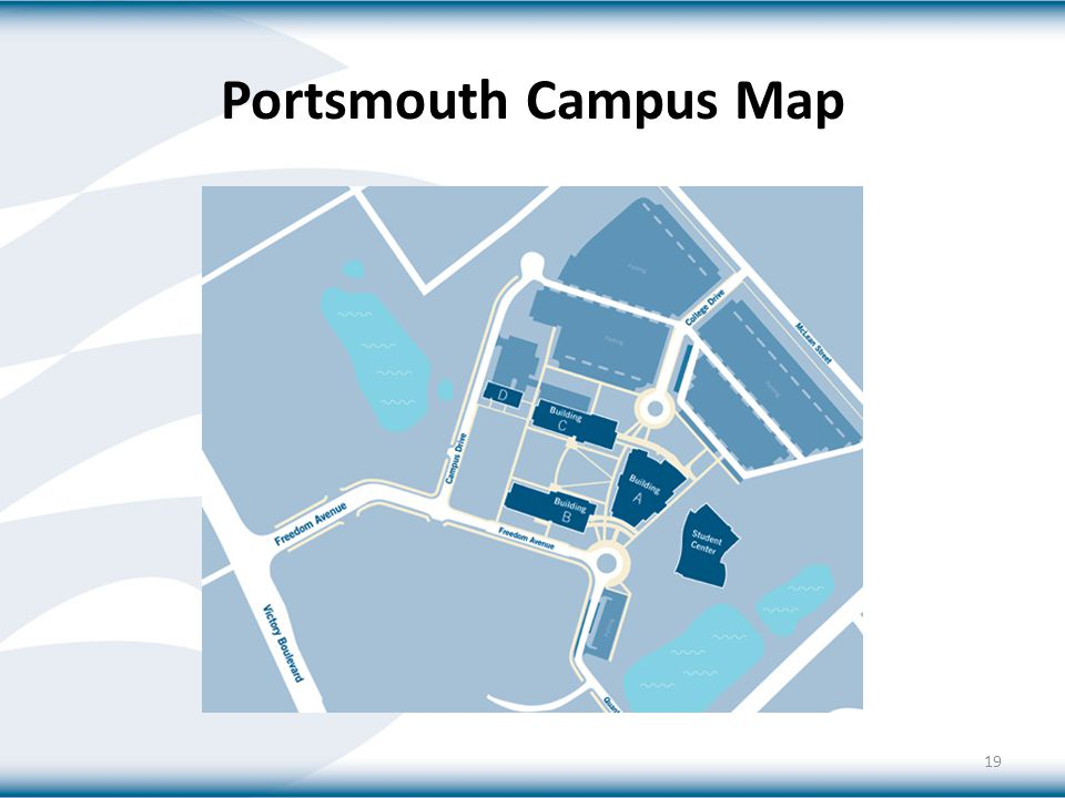 tcc portsmouth campus map Adjunct Faculty Orientation Ppt Download tcc portsmouth campus map