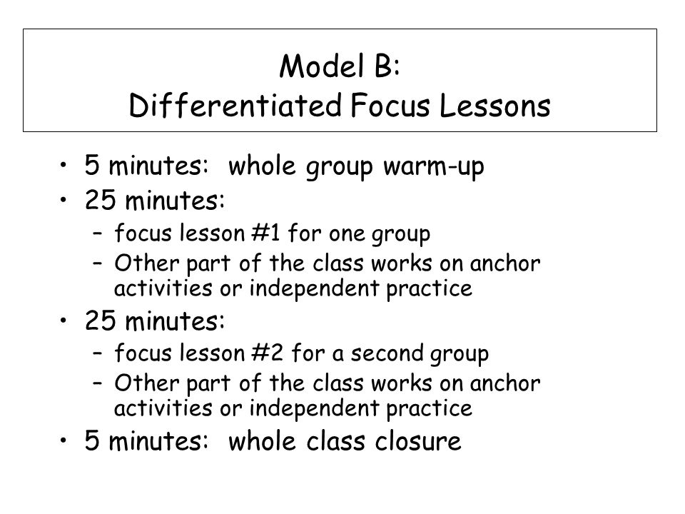 Math Block Models For Differentiated Instruction Ppt Video Online