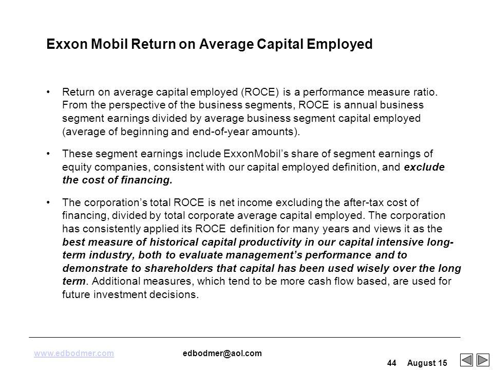 cash return on capital invested pdf