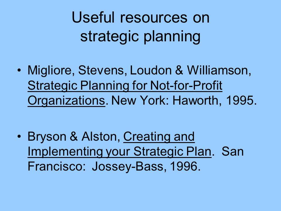 creating your strategic plan bryson pdf