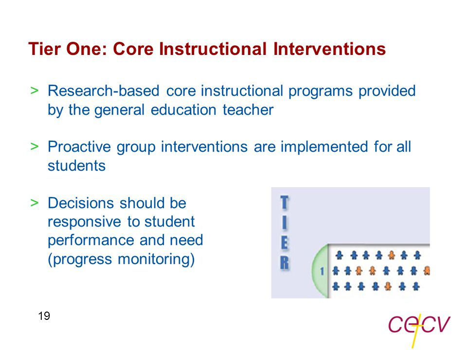 Cecv Intervention Framework Module 1 Introduction Philosophy Ppt